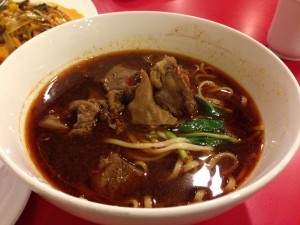 Best beef noodles in NY.
