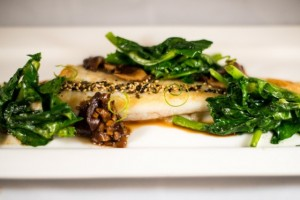 Seared Montauk Fluke