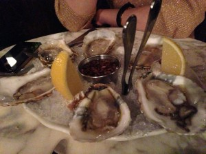 Marlow and Sons are famous for their oysters.