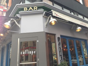 Calliope in the East Village