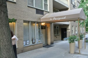 Le Perigord at the Upper East Side.