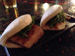 Zutto Pork Belly Buns.