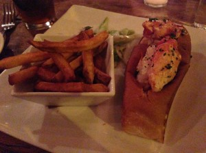 $28 Lobster Roll.