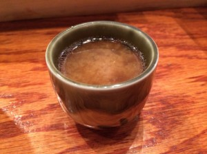 Shot of miso, anyone?