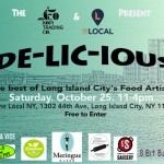Introducing De-LIC-ious: A Long Island City Craft Food Gathering